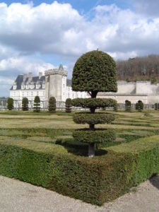 Gardens at the Chateau